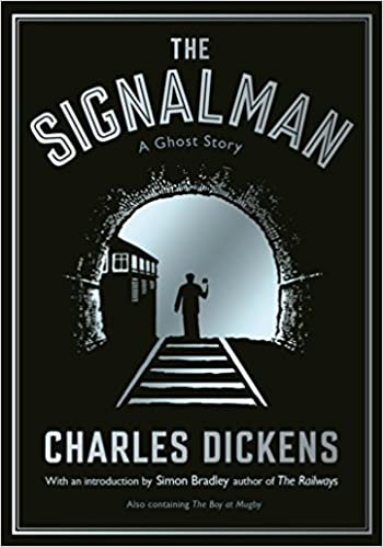 Book cover for The Signalman by Charles Dickens The Signalman in the South Manchester, Chorlton, Cheadle, Fallowfield, Burnage, Levenshulme, Heaton Moor, Heaton Mersey, Heaton Norris, Heaton Chapel, Northenden, and Didsbury book group