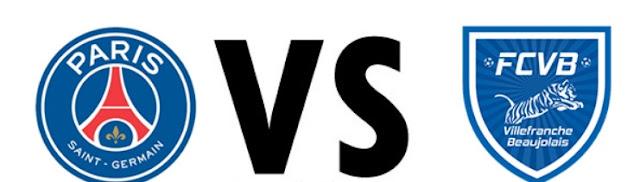 ملخص أهداف مباراة فيلفرانش وباريس سان جيرمان 3-1 كأس فرنسا..الهدف الثالث