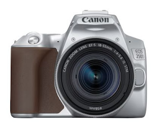 New Canon EOS 250D Camera Launched