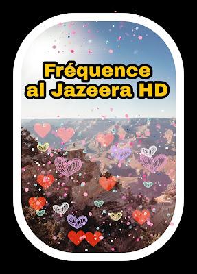 Fréquence de la chaîne Al Jazeera HD sur Nilesat pour toutes informations et actualités politiques, sociales et politiques