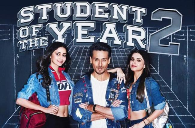 full cast and crew of Bollywood movie Student Of The Year 2 2019 wiki, Tiger, Ananya, Tara Student Of The Year 2 story, release date, Student Of The Year 2 wikipedia Actress name poster, trailer, Video, News, Photos, Wallpaper