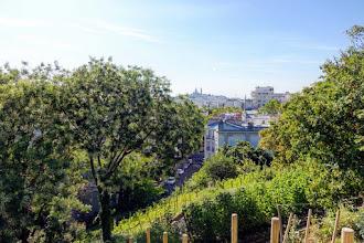 Paris : Butte Bergeyre, enclave résidentielle discrète, micro-quartier perché - XIXème