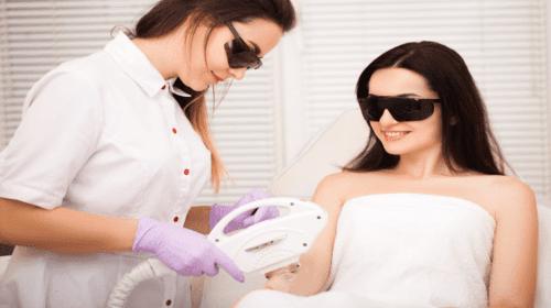 كم درجة حرارة ليزر البكيني , انواع اجهزة الليزر لازالة الشعر في العيادات