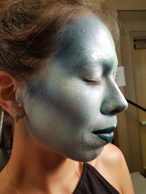 The Makeup Show Orlando 2018 Make Up For Ever model - www.modenmakeup.com