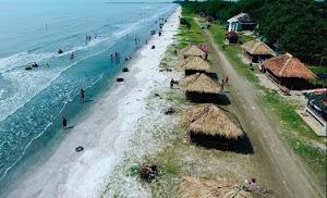 Wisata Pantai Kerang Mas, Hadir Menghiasi Pesona Wisata Di Lampung Timur