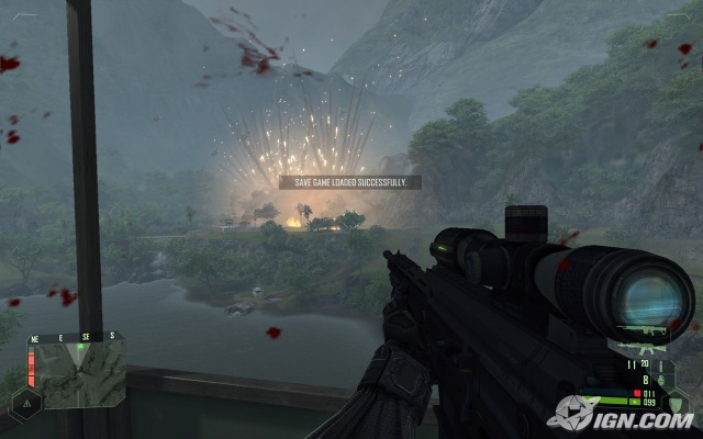 Capturas Crysis PC Full