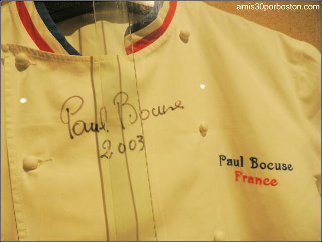 Paul Bocuse Museo de Arte Culinario de Providence