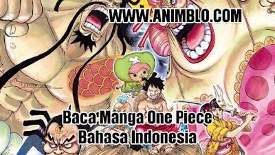 Baca Manga One Piece Bahasa Indonesia Animblo