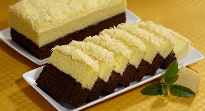 Resep dan Cara membuat Brownies Kentang Kukus | Aneka