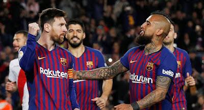 موعد مباراة برشلونة واتلتيك بلباو اليوم ضمن الدوري الاسباني