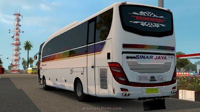 Sinar Jaya 33RB Wonosobo