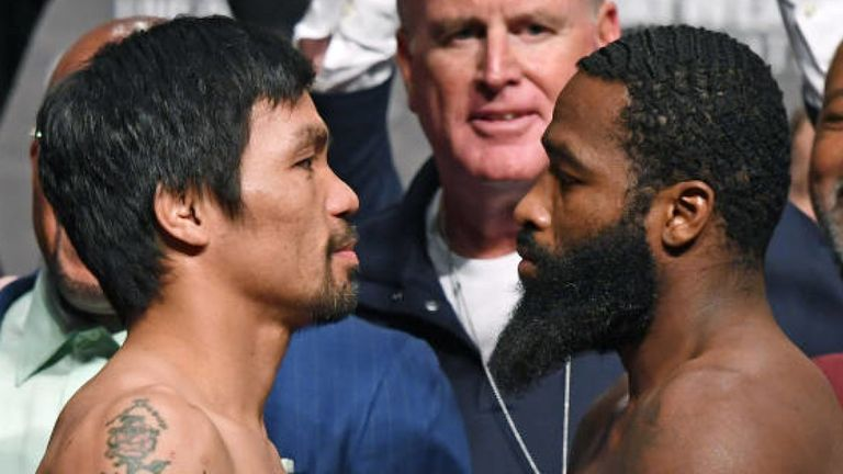 Pacquiao vs. Broner: live updates, round by round scores and results