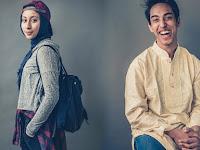 保护美国穆斯林青少年,这张照片想要显示美国穆斯林面临的真实情况