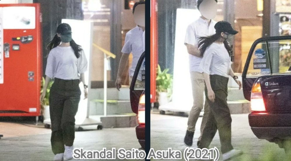 skandal saito asuka nogizaka46 graduate
