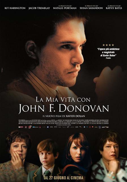 La Mia Vita Con John F. Donovan Dolan