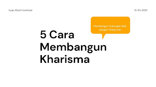 5 tips KOMUNIKASI BAGI PEMULA