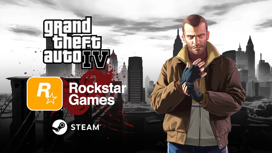 grand theft auto 4 removed steam pc rockstar games niko bellic