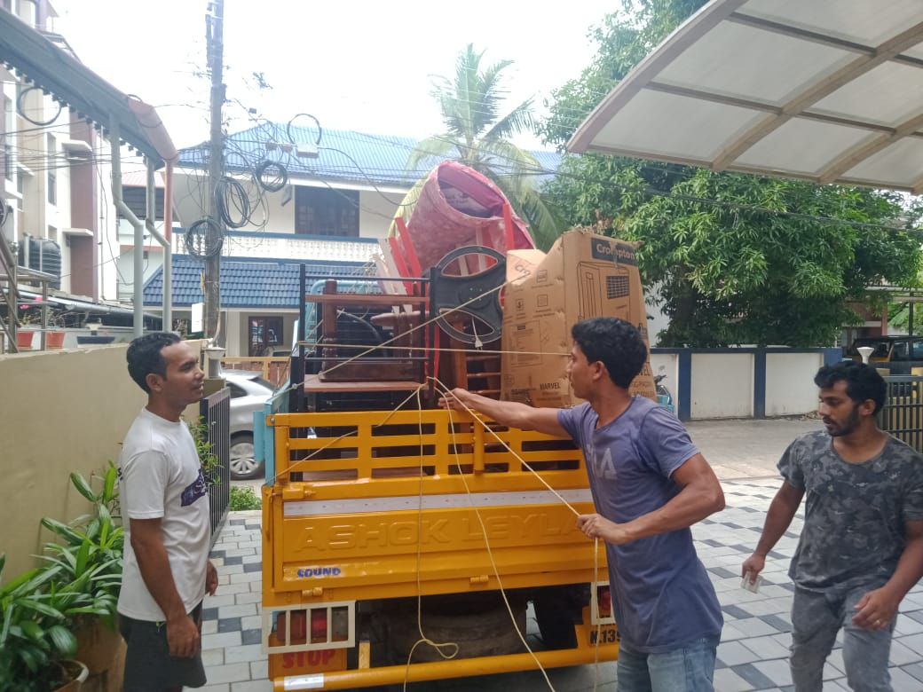 shifting service in cochin ernakulam kerala