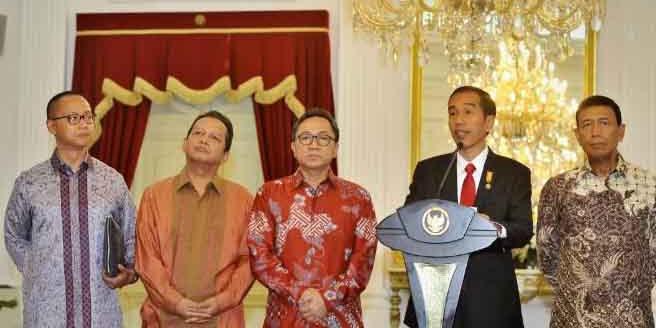 Tolak Presidential Threshoald 20 Persen, Jokowi Merasa Dibohongi PAN