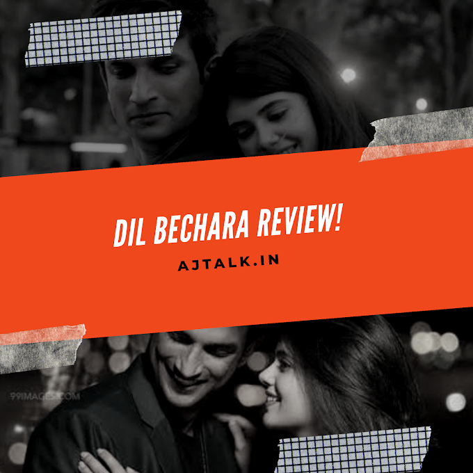 Dil Bechara review: An emotional rollercoaster ride with a sorrowful climax