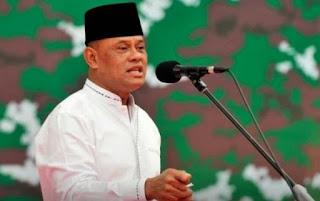 Marah ke Menag, Jenderal Gatot Nurmantyo: Tangkap Saya, Sayalah yang Makar