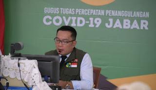 Aturan Baru di PSBB Jawa Barat: Suami-Istri Boleh Boncengan