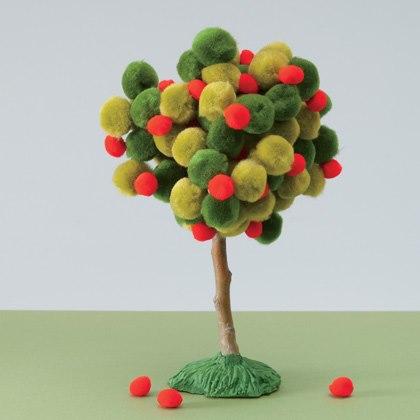 A Pom as Lovely as a Tree