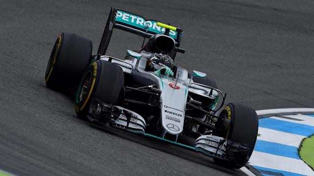 Latihan Bebas 3 GP F1 Jerman : Rosberg Tetap Tercepat, Rio 21