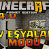 Minecraft Pocket Edition: 0.14.0 Ev Eşyaları Modu - (Furniture Mod)
