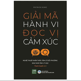Giải Mã Hành Vi Đọc Vị Cảm Xúc ebook PDF-EPUB-AWZ3-PRC-MOBI