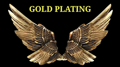 What is Gold Plating? Gold electroplating, Types of gold Plating, Gold Plating process, Gold Plating formula, Gold Plating chemicals, Gold Plating bathes
