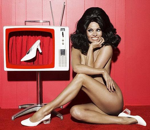 Γυμνή, μελαχρινή, Pamela Anderson 2