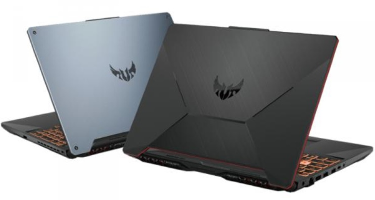 ASUS TUF Gaming FX506 Laptop Buat Main Game Dirumah