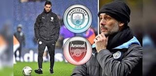 Man City vs Arsenal: Arteta dares his master at the Etihad