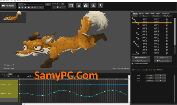 Creature Animation Pro Free Download Full Latest Version