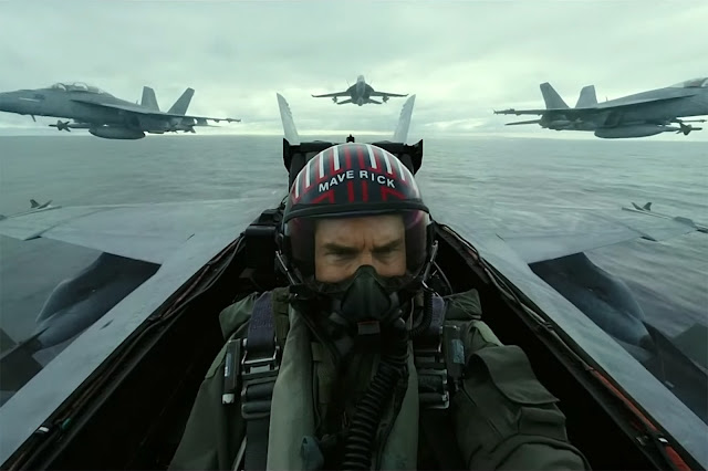 """Top Gun 2: Maverick"""