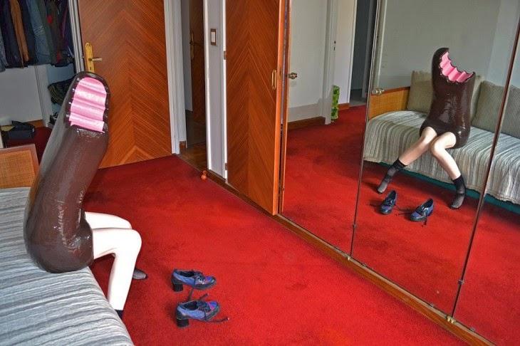 piernas de mujer  y otros antojos