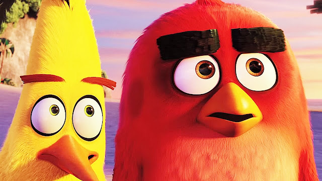 The Angry Birds Movie  Official Teaser Trailer (HD) Video - YouTube