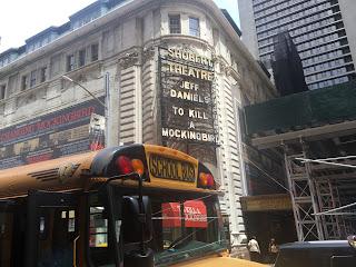 Shubert Theatre Jeff Daniels To Kill a Mockingbird