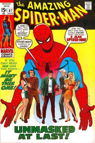 Amazing Spider-Man #87