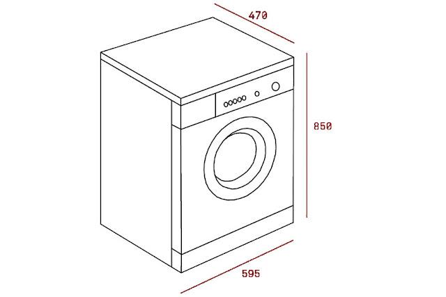 Máy giặt Teka TKX3-1260