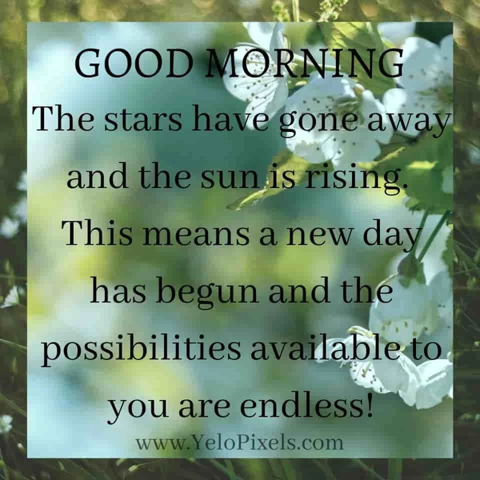 The-stars-has-gone-and-sun-has-rising-don't-wait-for-anyone-go-through-it