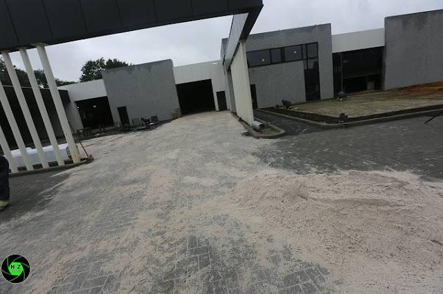 Anker Garage Door Parkeergarage Toernooiveld Den Haag