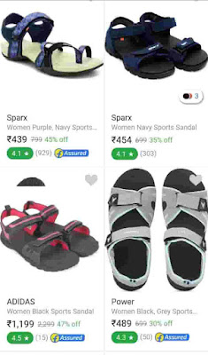 Flipkart Today All Stylish Sports Sandle Low Price