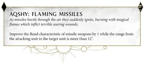 Aqshy misiles ardientes