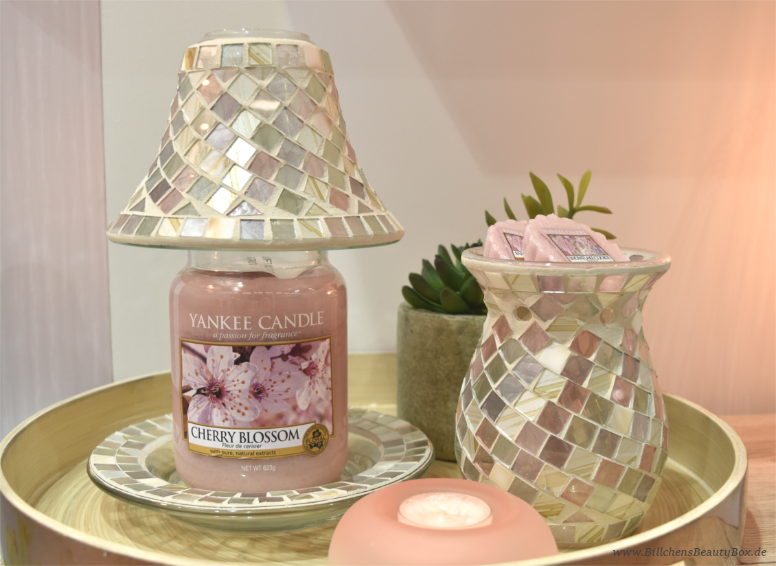 Yankee Candle - Pure Essence 2017 - Cherry Blossom