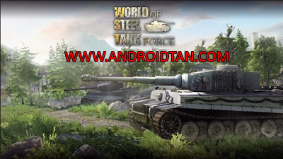 World Of Steel Tank Force Mod Apk v1.0.7 Unlimited Money Terbaru