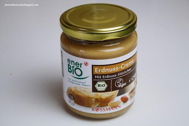 masło orzechowe Rossmann