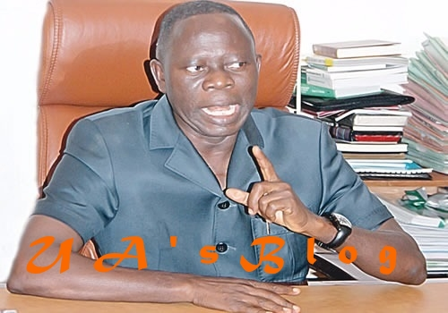 Looters, politicians seeking juicy appointments must be flushed out - Oshiomhole