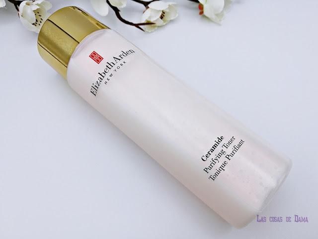 rutina facial  Elizabeth Arden  beauty skincare belleza tratamiento